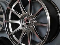 Новые диски XXR 527 R18 на Mitsubishi
