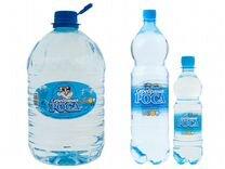"""Питьевая вода """"Серебряная Роса"""""""