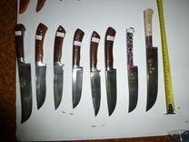 Ножи узбекские кухонные ручной работы