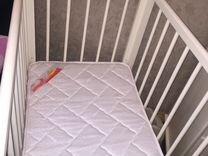 Продаем детскую кровать Можга и матрас