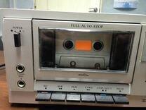 Дека кассетная Fisher CR-4110