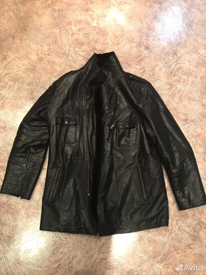 Куртка кожаная  89131618999 купить 2