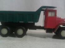 Модель грузовика краз СССР