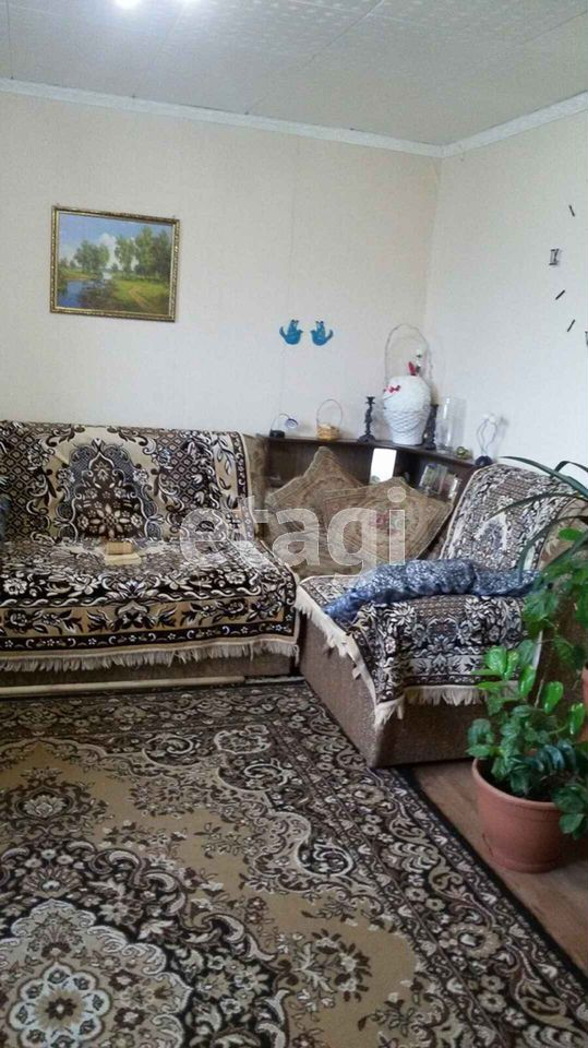 Дом 46.5 м² на участке 7.4 сот.  89121707713 купить 5