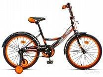 Велосипед 20 maxxpro sport(черно-оранжевый)