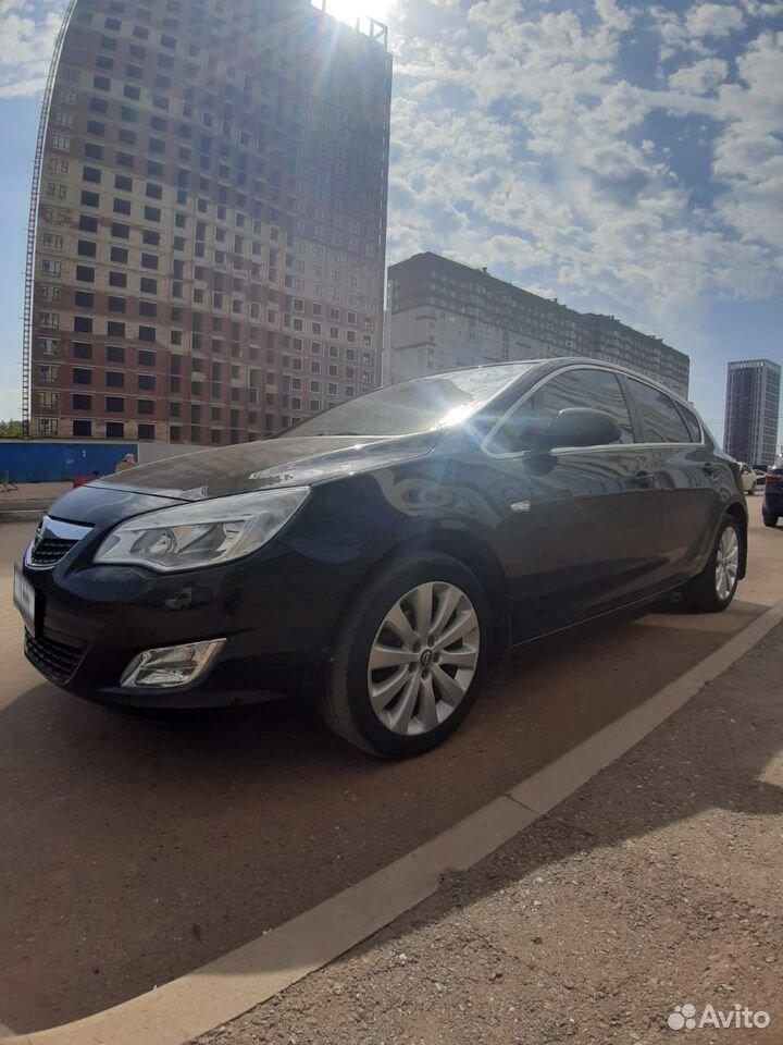 Opel Astra, 2011  89610478404 купить 1