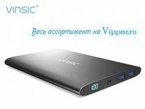 Новый Внешний аккумулятор Vinsic 20000 mAh