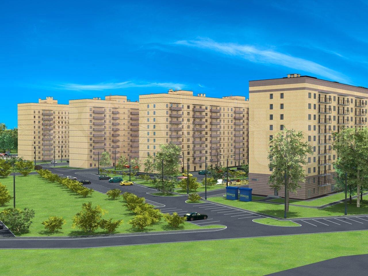1-к квартира, 37.5 м², 3/10 эт.  84812777000 купить 10
