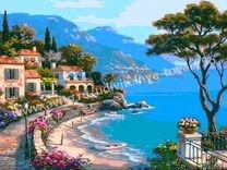 Картина по номерам - Райское местечко