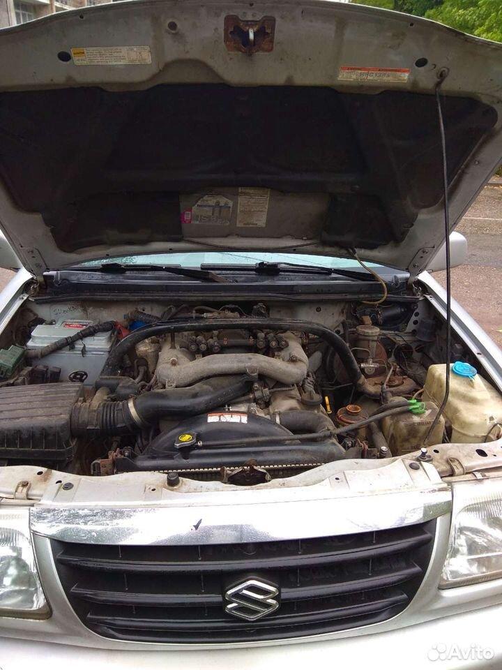 Suzuki Grand Vitara, 2000  89110406150 купить 5