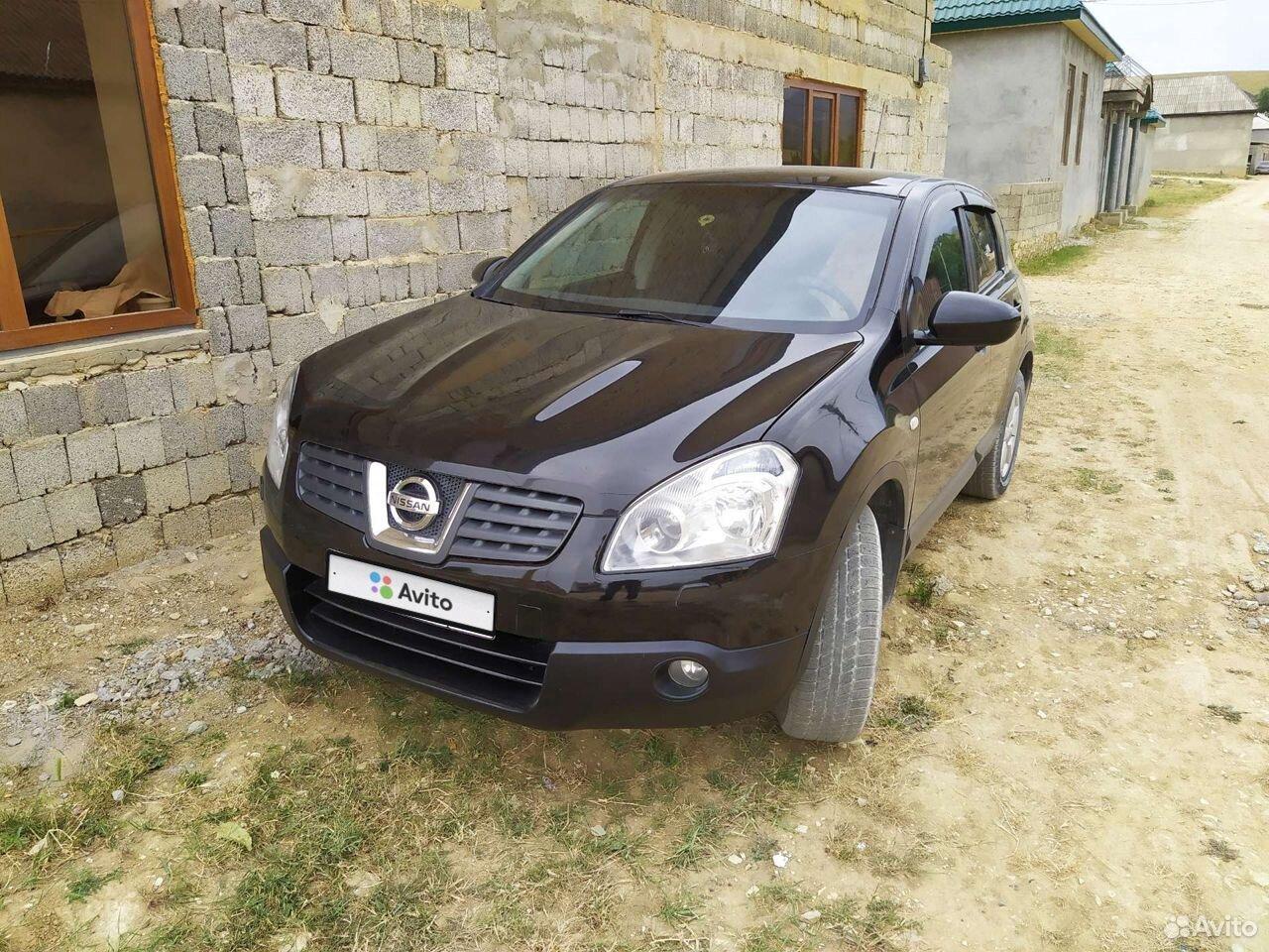 Nissan Qashqai, 2008  89604132532 купить 1