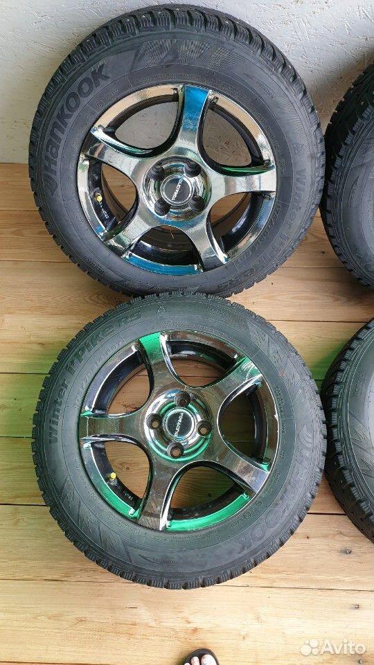 Зимние шины с дисками  89098680826 купить 2