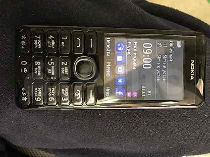 Nokia 206 (2 sim карты)