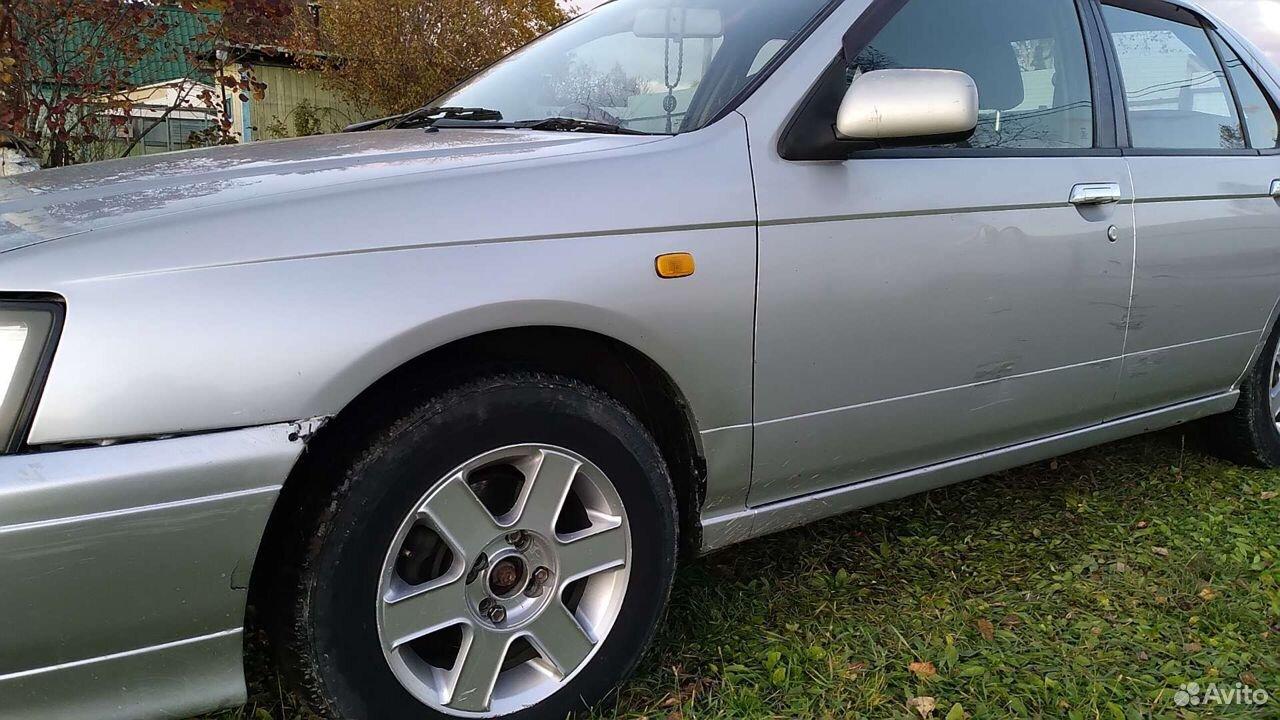 Nissan Bluebird, 1999  89141552018 купить 5