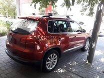 Багажник ед на Volkswagen Tiguan+монтаж — Запчасти и аксессуары в Краснодаре
