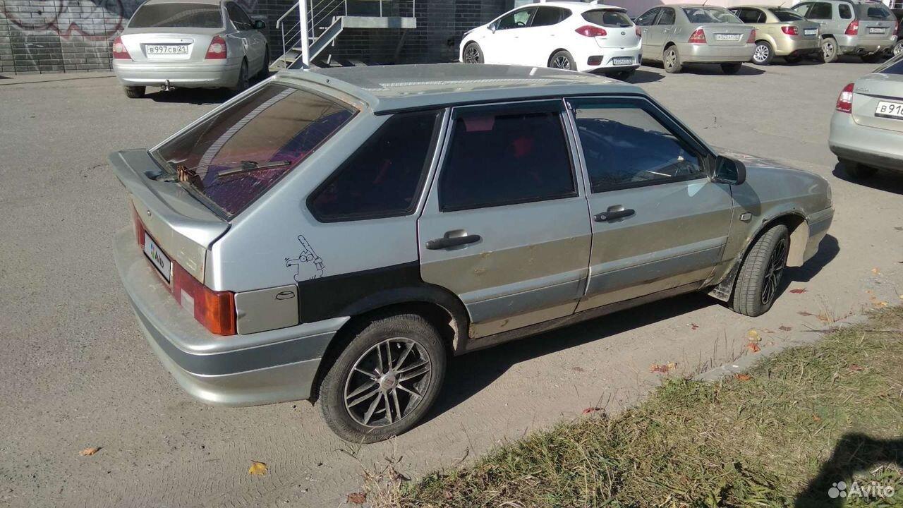 ВАЗ 2114 Samara, 2007  89613349363 купить 2