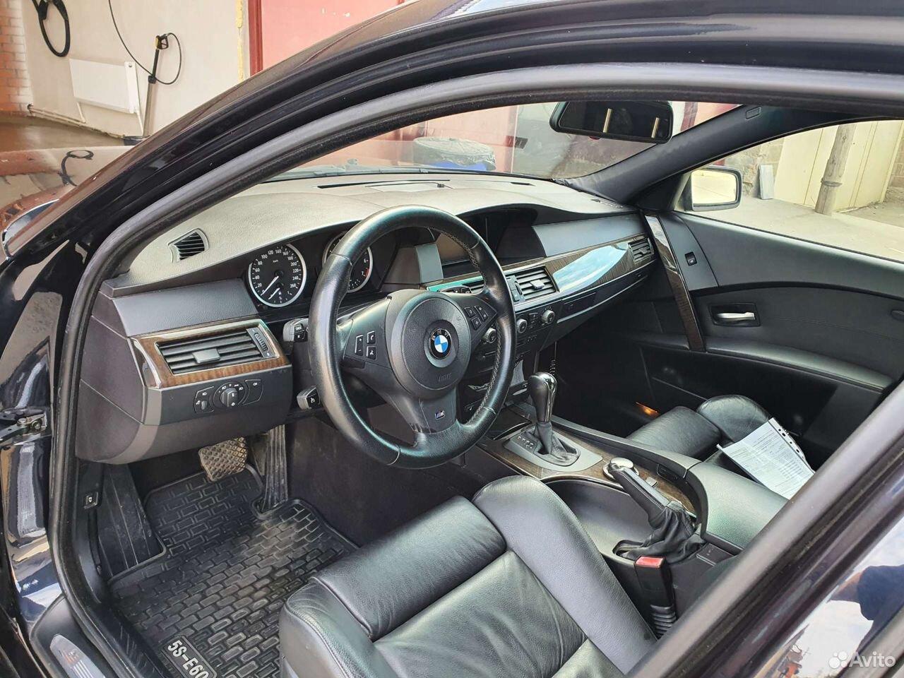 BMW 5 серия, 2004 89627819926 купить 4