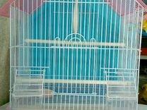 Новые Клетки для попугаев