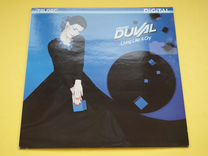 Frank Duval - Living Like A Cry 1984 Germany / LP
