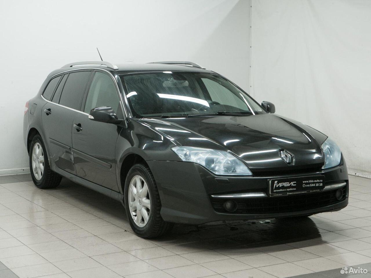 Renault Laguna, 2008  84959970942 купить 5
