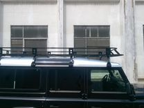 Багажник на крышу Ленд Ровер Деффендер 110