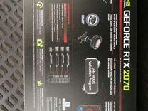 Видеокарта Asus rtx 2070 8 GB
