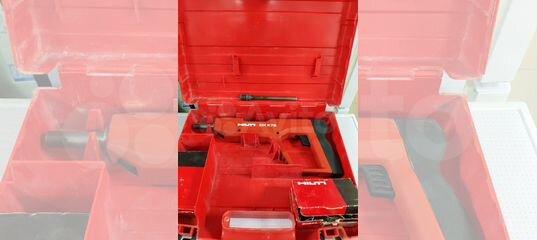 Монтажный пистолет hilti DX-E72(пороховой) купить в Свердловской области с доставкой | Товары для дома и дачи | Авито