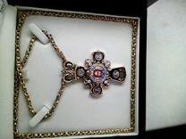 Продам - Крест Мощевик