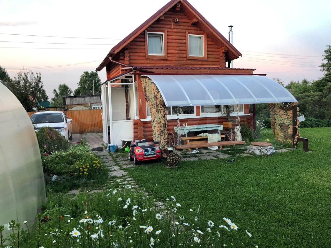 Дом 50 м² на участке 5 сот. 89627811059 купить 8