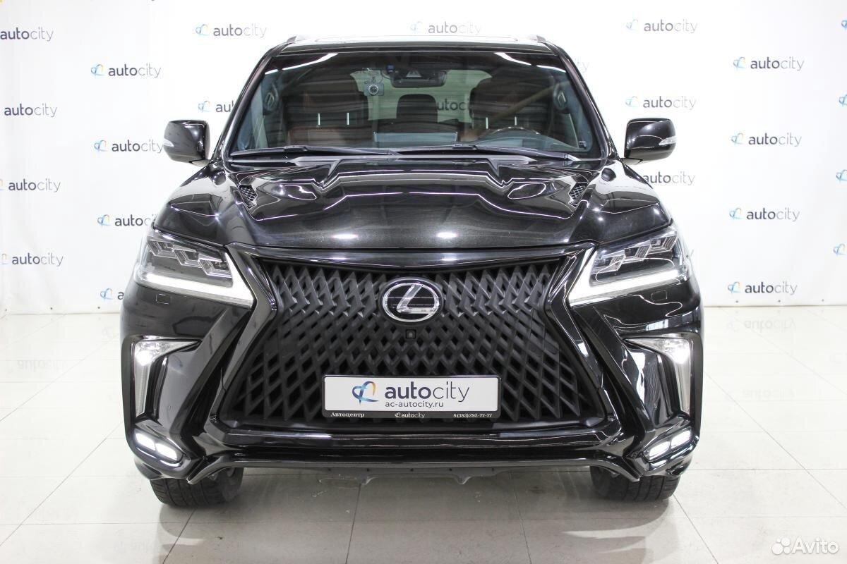 Lexus LX, 2016  83832910432 купить 5