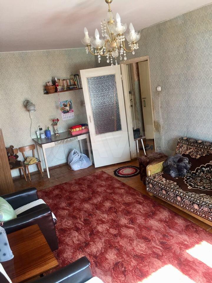1-room apartment 33 m2, 2/3 FL.  89091354875 buy 5