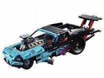 Конструктор lego Technic 42050 Гоночный драгстер