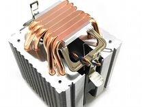 Кулер процессора на 6 теплотрубках