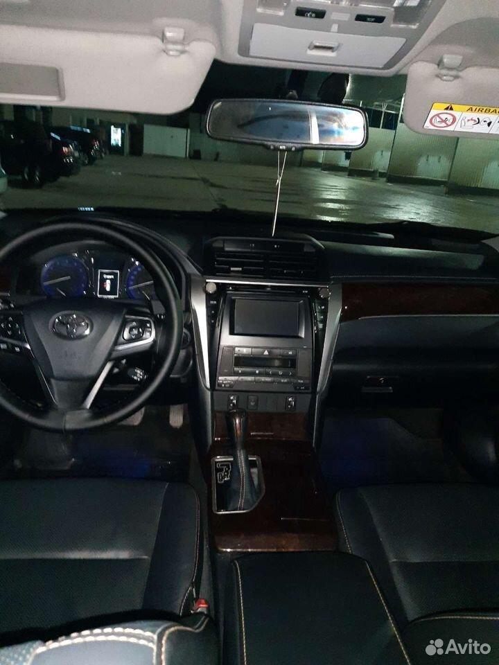 Toyota Camry, 2017  89640184886 купить 8