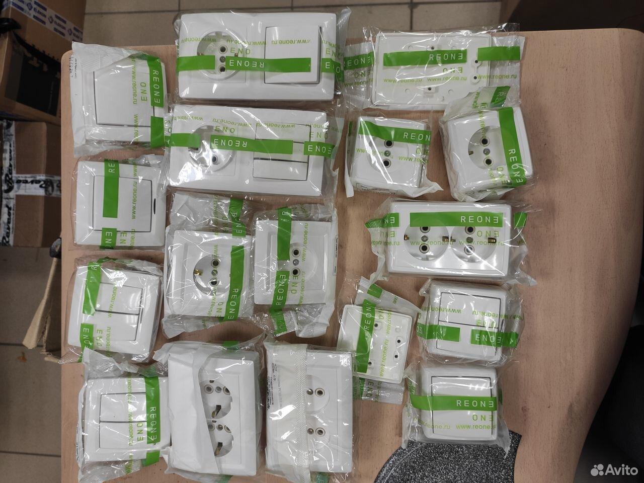 Розетки / выключатели / блоки Reone  89022864116 купить 1
