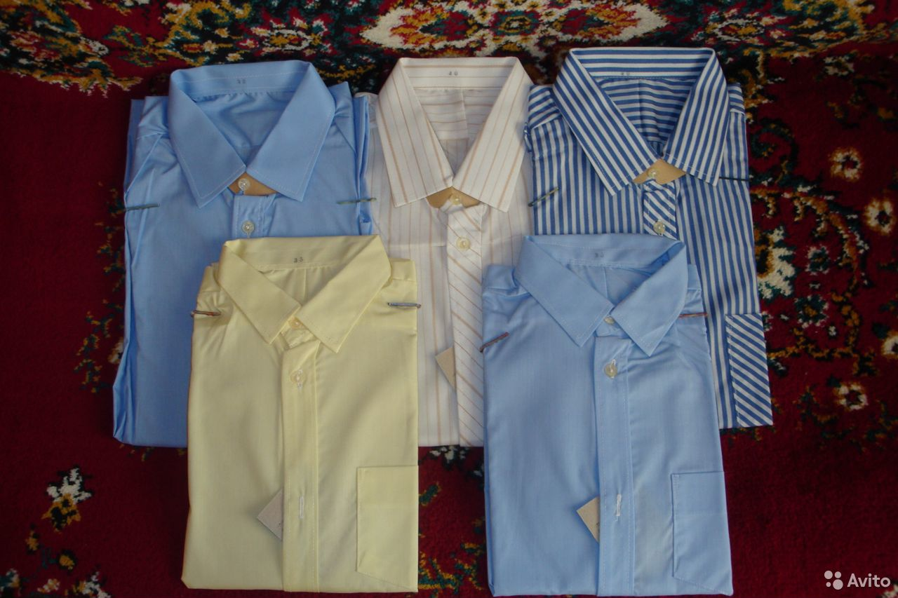 Сорочки мужские и мальчиковые новые  89279574193 купить 1