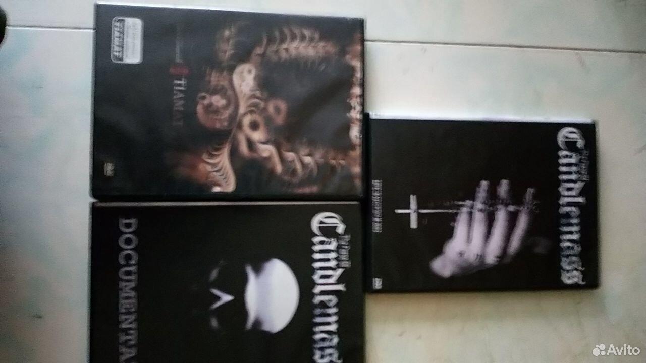 DVD, музыка (метал) 89992244626 купить 7