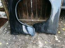 Крыло переднее ваз 2101 — Запчасти и аксессуары в Санкт-Петербурге