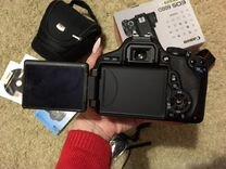 Фотоаппарат Canon 600D Body — Фототехника в Петрозаводске