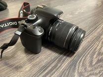 Canon EOS 1100D EFS 18-55mm — Фототехника в Москве