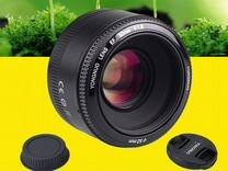Объектив на Nikon Yongnuo YN 50mm f/1.8