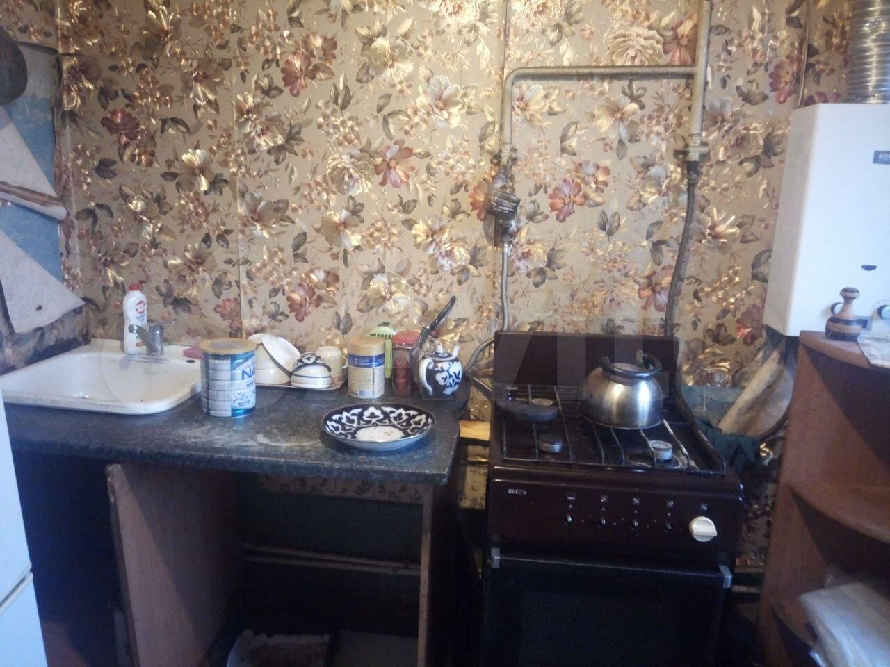 2-к квартира, 43 м², 4/4 эт.