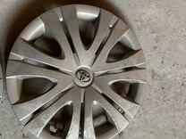 Колпаки Toyota corollaоригинал R16 — Запчасти и аксессуары в Екатеринбурге