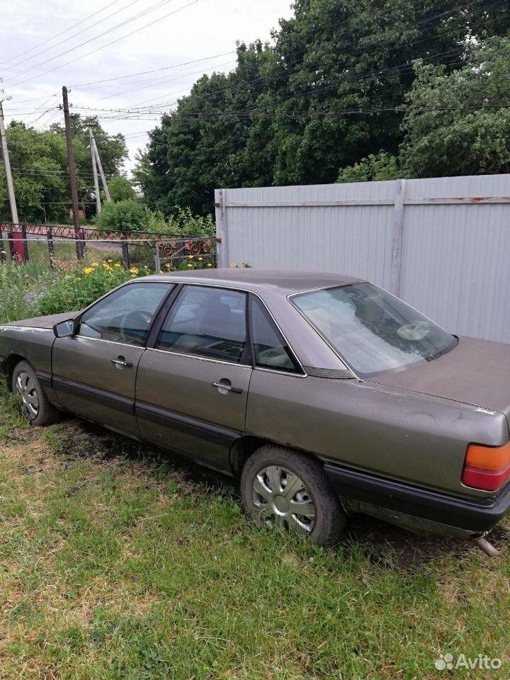 Audi 100, 1987  89606321617 купить 2