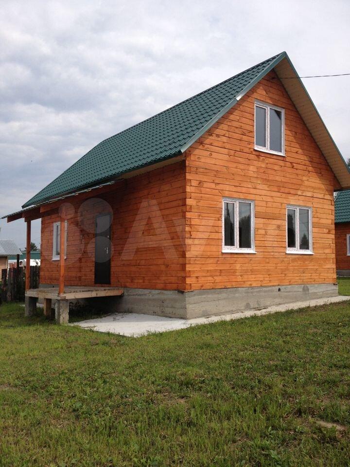 Дом 96.8 м² на участке 6 сот.  89627826259 купить 2