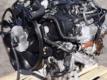 Двигатель 306 DT в разборе