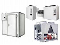 Моноблоки холодильные (врезные, ранцевые)