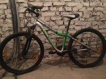 Велосипед кросс-кантри в отличном состоянии