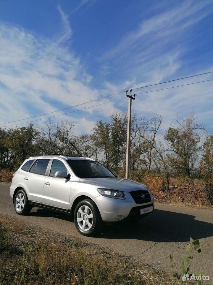 Hyundai Santa Fe, 2008  89187859838 купить 1