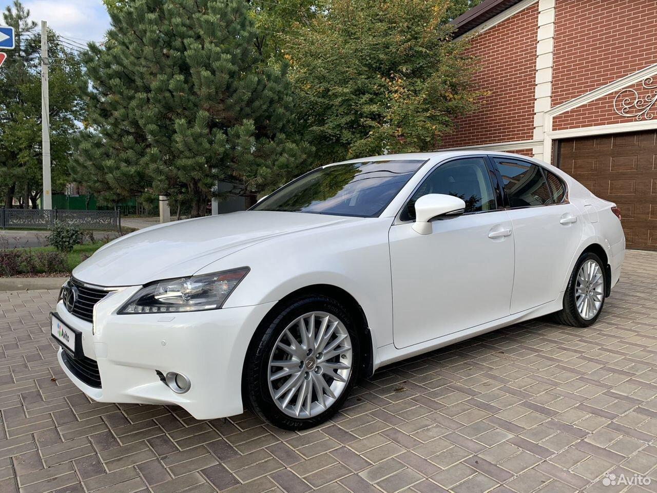 Lexus GS, 2012  89898002894 купить 2
